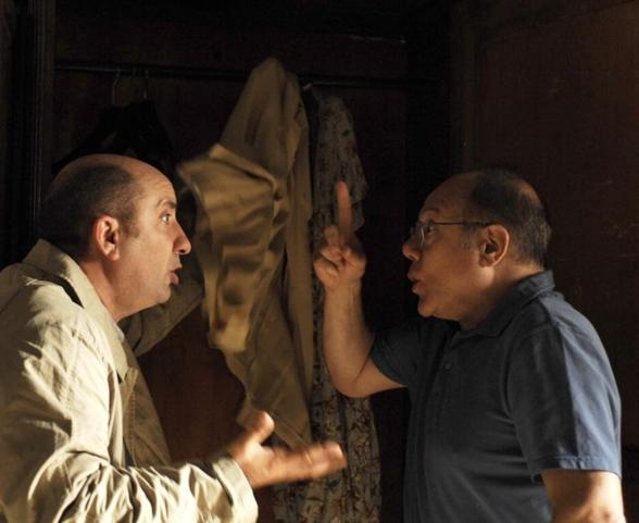 Carlo Verdone fa coppia con Antonio Albanese per la prima volta in «L'abbiamo fatta grossa»