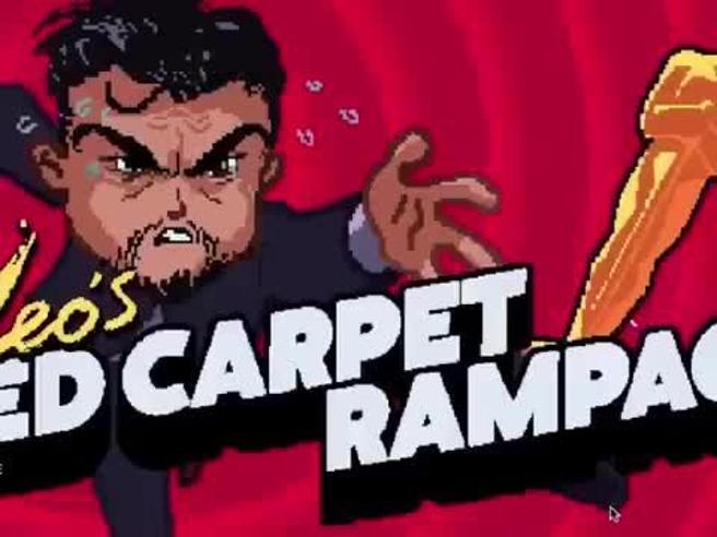 Riuscirà Leonardo DiCaprio a vincere l'Oscar? L'impresa «impossibile» diventa un videogame