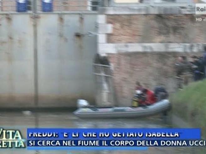 Padova, morto sub rimasto incastrato durante ricerche Isabella Noventa
