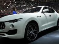 Salone di Ginevra, ecco la Maserati Levante