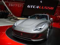 Salone di Ginevra, la Ferrari GTC4Lusso