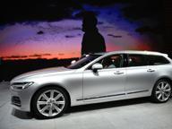 Salone di Ginevra, la nuova Volvo V90