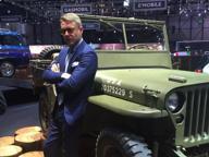 Salone di Ginevra, Lapo Elkann: «La gente vuole auto personalizzate»