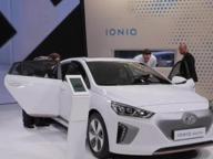 Salone di Ginevra, Hyundai Ioniq l'anti-Prius
