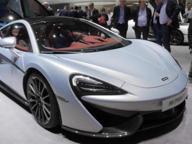 Salone di Ginevra: McLaren 570 GT