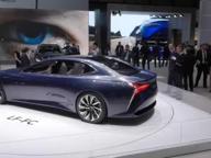Salone di Ginevra: Lexus LC500 H