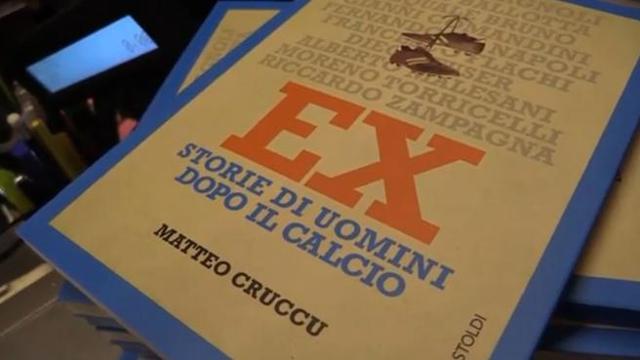 """Da """"Man of the Match"""" al libro """"Ex. Storie di uomini dopo il calcio""""  «I  calciatori di oggi senza personalità» - Corriere TV 1366be0cbacd"""
