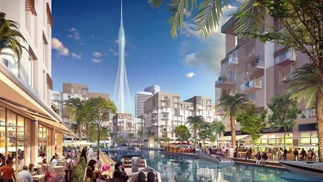 Torre di babele a dubai un nuovo grattacielo pi alto del - Dubai grattacielo piu alto ...