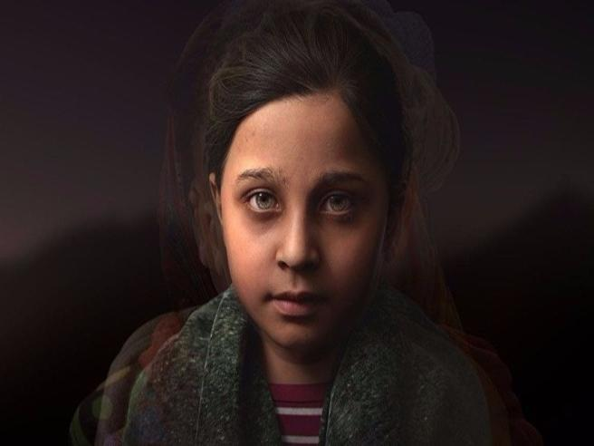 Tutti i bambini vittime della guerra nel volto di Sofia Il video