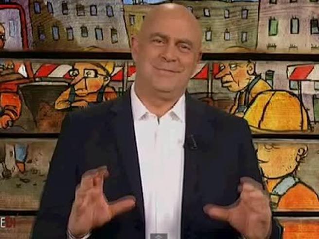 Crozza: «Partigiani che votano No? Sono 'partesan', come il parmigiano tarocco»