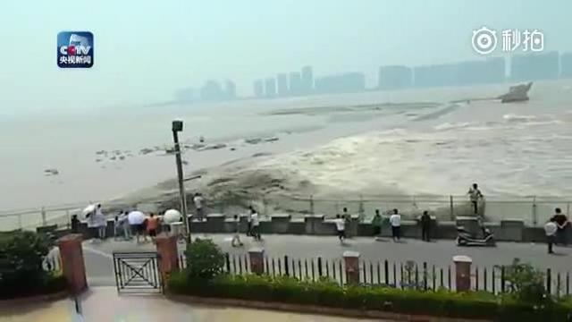 Muro D Acqua Per Interni : Cina muro d acqua travolge decine di turisti corriere tv
