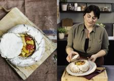 �Pipi e patate� aromatizzati al rosmarino e serviti nel pane