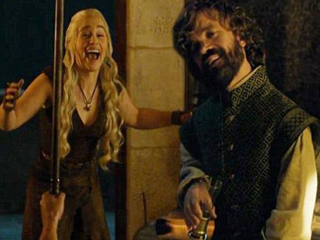 Game of Thrones, una stagione di blooper