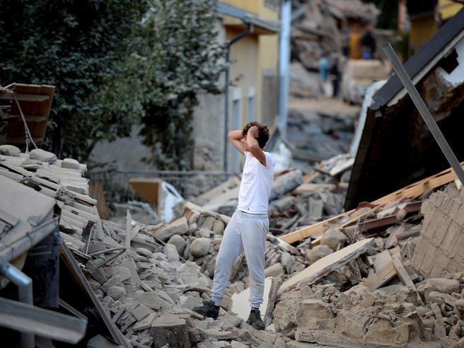 VIDEORACCONTO- 3.36 l'ora del sisma che ha messo in ginocchio il Centro Italia