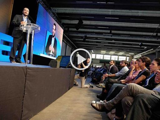 Stefano Parisi e il nuovo centrodestra, l'intervento al meeting di Milano