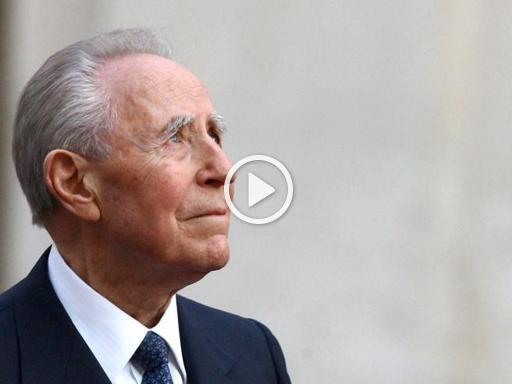 L'ultimo addio al presidente Carlo Azeglio Ciampi