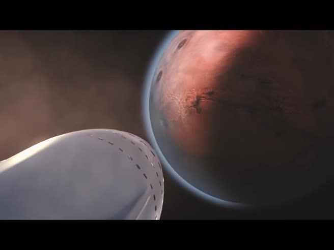 «Sei pronto a morire?» Allora puoi sbarcare su Marte con Elon Musk