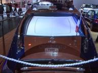 Fiat 500 Riva «Tender to Paris» L'atmosfera esclusiva degli yacht