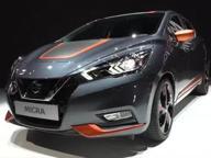 Salone di Parigi: la nuova Nissan Micra
