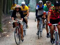 Oltre 7000 ciclisti alla ventesima edizione dell'Eroica a Gaiole al Chianti