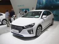 Salone di Parigi: Hyundai I30 Ioniq