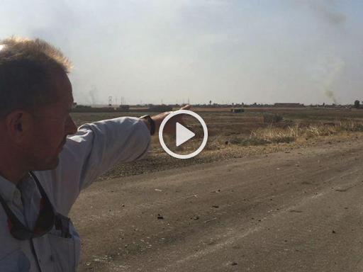 Iraq, la battaglia per Mosul: in prima linea con gli uomini che combattono Isis