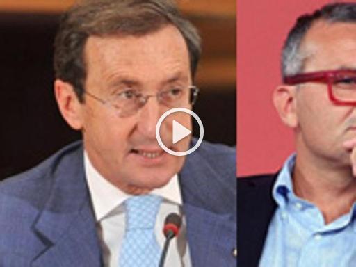#CorriereLive, il referendum si avvicina: Gianfranco Fini (No) si confronta con Enrico Zanetti (Sì)