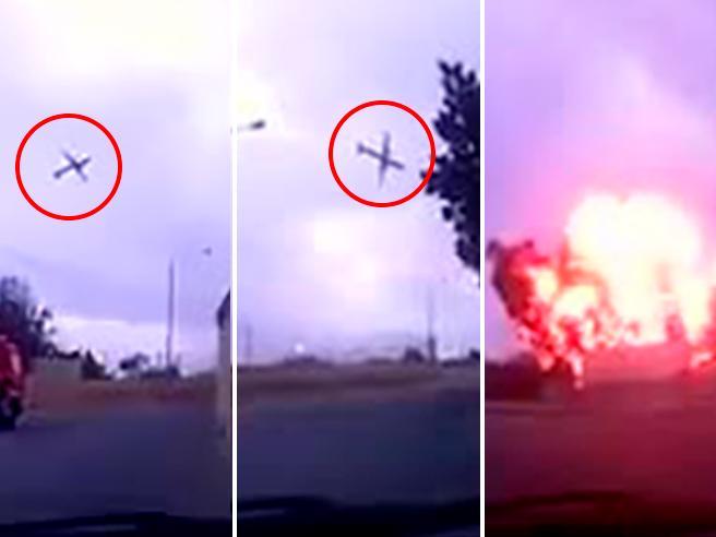Malta, il giallo dell'aereo caduto. Parigi: «Nostro personale  » Il video