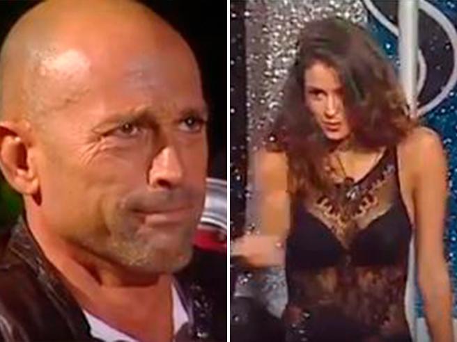 Lo scherzo del Grande Fratello a Bettarini: gli fanno ammirare Mariana, ma poi arriva Bosco....