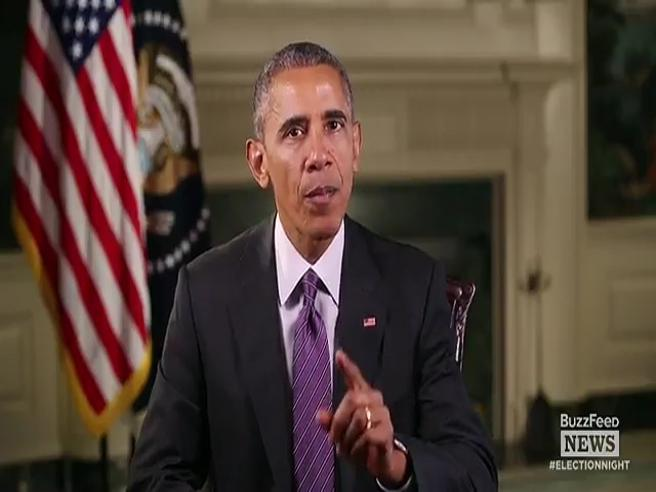 Presidenziali Usa 2016, Obama: «Non importa cosa accadrà, il sole sorgerà al mattino»