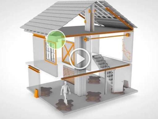 Le case che resistono ai terremoti: ecco come funzionano gli edifici antisismici Videoanimazione