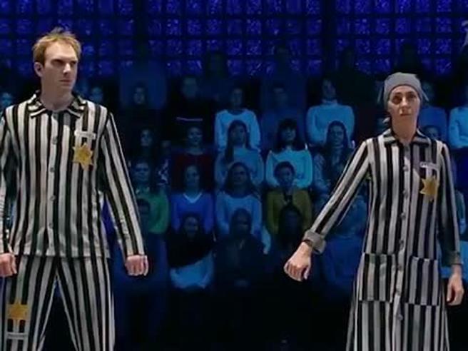 Fa balletto in tv su Olocausto, bufera sulla moglie del portavoce di Putin