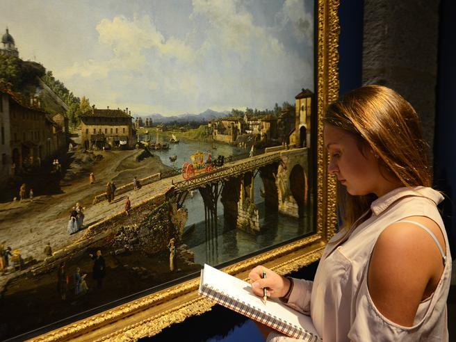 Così l'arte di Bellotto e Canaletto si prese una rivincita sulle guerre