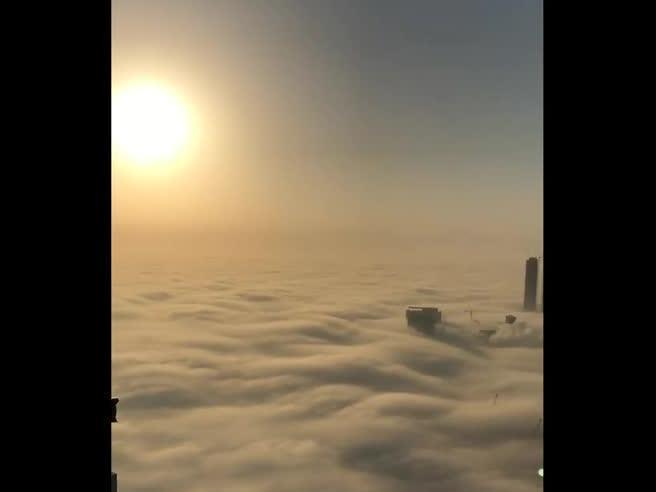 Dubai, ecco dove si prende un caffè tra le nuvole