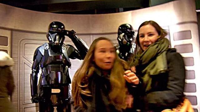 Candid Camera Star Wars : La candid camera di star wars è virale corriere tv