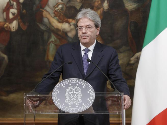 La conferenza stampa di fine anno del premier GentiloniDiretta
