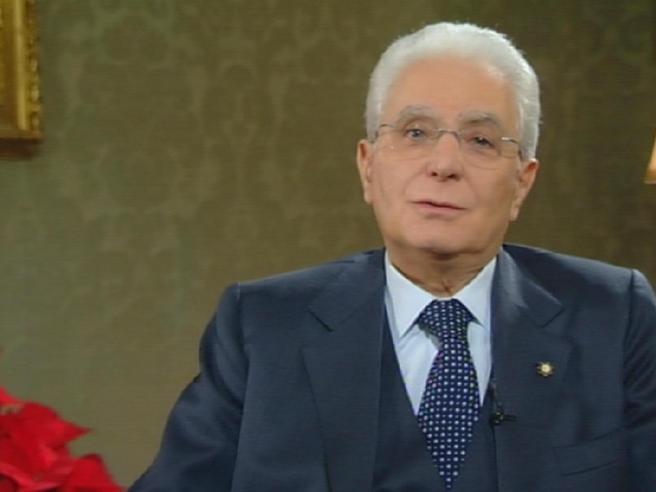 Il messaggio di fine anno del presidente  MattarellaSegui la diretta