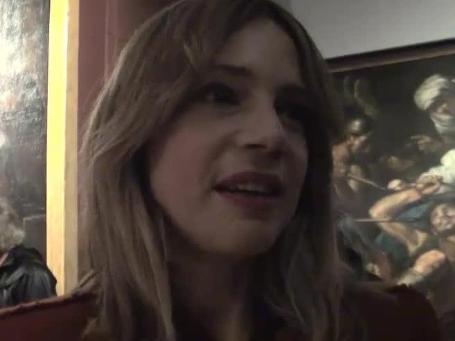 Gaia Trussardi alla Pinacoteca di Brera: «La virilità è tornata di moda»