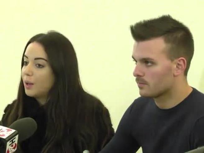 Vincenzo  e Giorgia, fidanzati sopravvissuti alla valanga: «Ci nutrivamo di ghiaccio» video