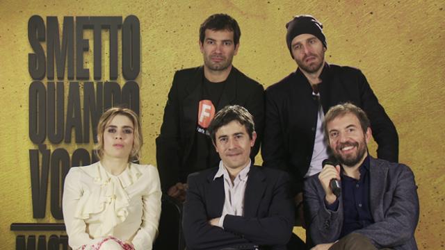 Cast Di Smetto Quando Voglio