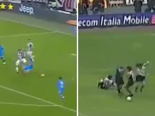 Juventus-Napoli, l'episodio del rigore e il paragone con Juve-Inter del 1998