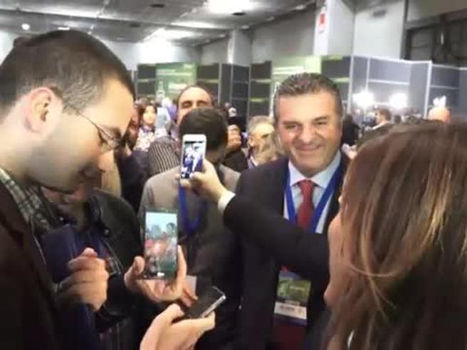 Lingotto, Boschi: «Renzi? L'ho trovato in grandissima forma»I  volti della convention: foto