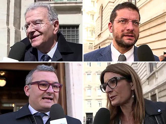 Biotestamento e Aula vuota I deputati e il day after: «I Dat? E cosa sono?» Video|Foto