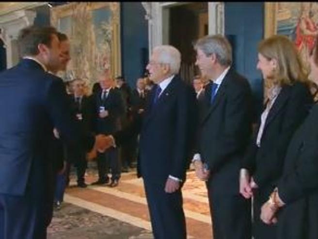 «Ecco mio marito», il premier lussemburghese presenta il partner a Mattarella