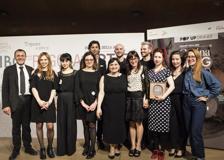 La serata di premiazione degli autori vincitori del «Cucina Blog Award»