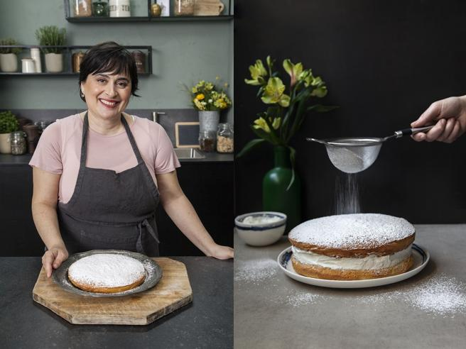 La torta paradiso, soffice e profumata: un dolce classico della cucina lombarda