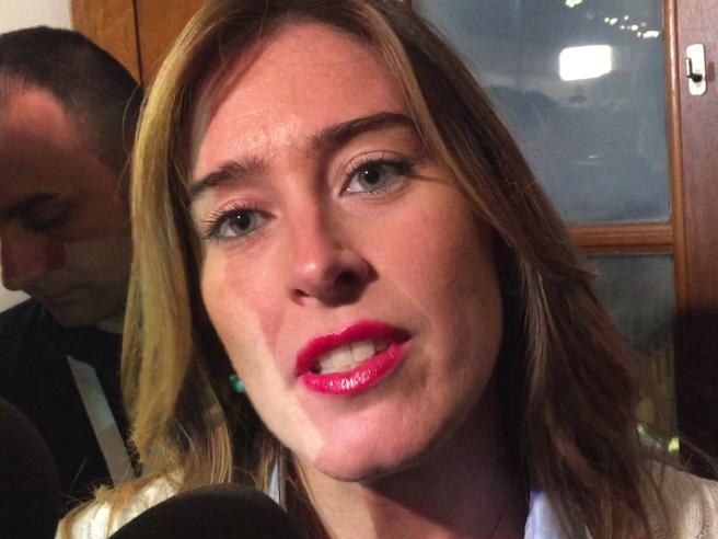 Maria Elena Boschi esulta: «Non è una rivincita, è  la   forte conferma di Renzi» video
