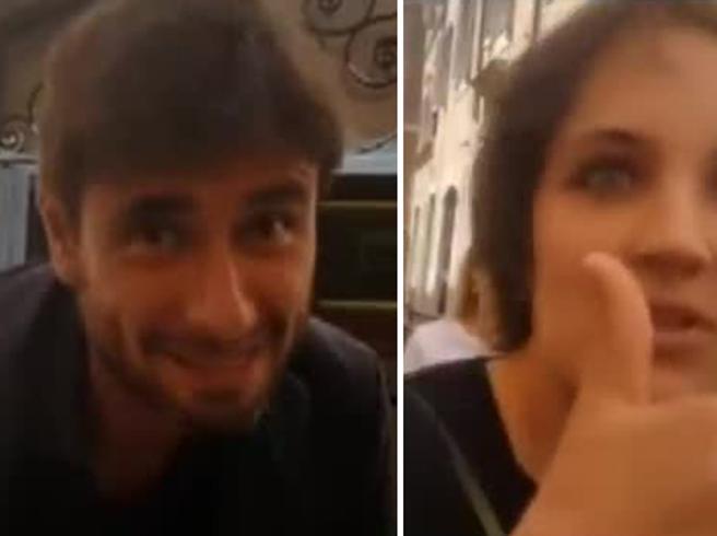 Di Battista parla in russo con una turista: Ora diranno che siamo amici di Putin