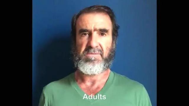 Manchester Il Videomessaggio Di Cordoglio Di Eric Cantona Il Mio Cuore E Con Voi Corriere Tv