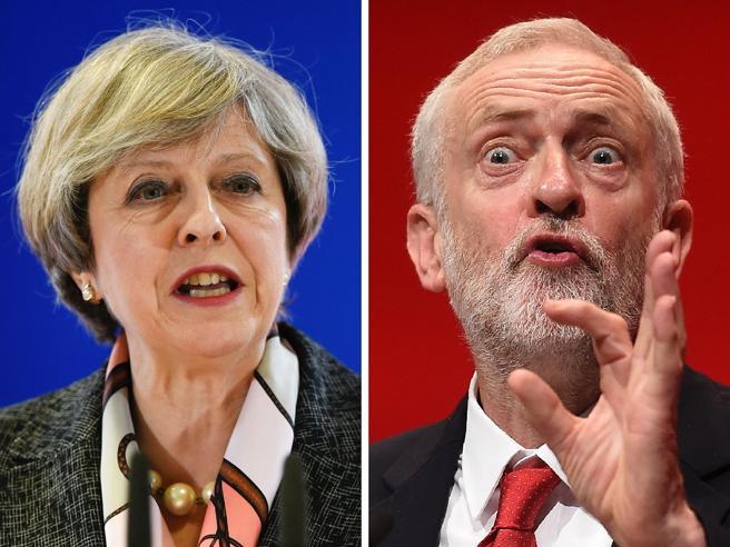 Gran Bretagna, May senza maggioranza: quali scenari si aprono ora ? Diretta tv